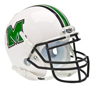 Marshall Thundering Herd Schutt Mini Authentic Helmet