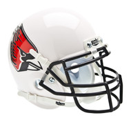 Ball State Cardinals Schutt Mini Authentic Helmet