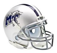 Middle Tennessee State Blue Raiders Schutt Mini Authentic Helmet