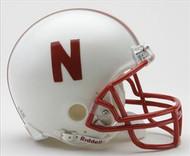 Nebraska Cornhuskers NCAA Riddell Mini Helmet