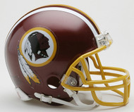 Washington Redskins Riddell Mini Helmet