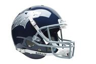 Nevada Wolfpack Schutt Full Size Replica Helmet