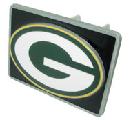 GREEN BAY PACKERS NFL TRUCK TRAILER HITCH COVER
