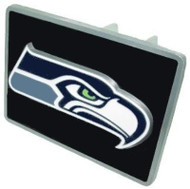 SEATTLE SEAHAWKS NFL TRUCK TRAILER HITCH COVER