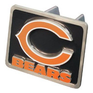CHICAGO BEARS NFL TRUCK TRAILER HITCH COVER