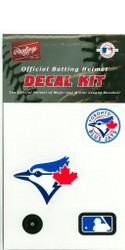 Toronto Blue Jays Batting Helmet Rawlings Decal Kit