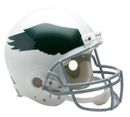 Philadelphia Eagles 1969-73 Throwback Riddell Full Size Authentic Helmet