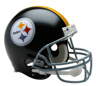 Pittsburgh Steelers 1963-76 Throwback Riddell Full Size Authentic Helmet