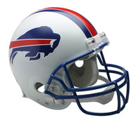 Buffalo Bills 1976-83 Throwback Riddell Full Size Authentic Helmet