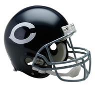 Chicago Bears 1962-73 Throwback Riddell Full Size Authentic Helmet