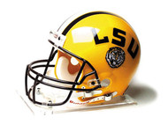 LSU Tigers Riddell Full Size Authentic Proline Helmet