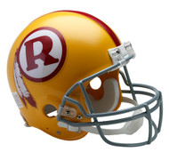 Washington Redskins 1970-71 Throwback Riddell Full Size Authentic Helmet