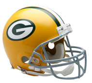 Green Bay Packers 1961-79 Throwback Riddell Full Size Authentic Helmet