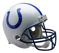 Baltimore Colts 1995-03 Throwback Riddell Full Size Authentic Helmet