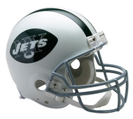 New York Jets 1965-77 Throwback Riddell Full Size Authentic Helmet