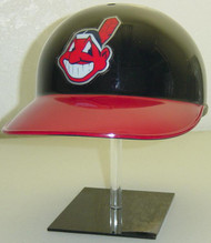 Cleveland Indians Chief Wahoo Home Rawlings NEC Full Size Baseball Batting Helmet