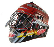 Detroit Red Wings NHL Mini Hockey Goalie Mask