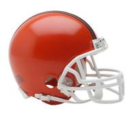 Cleveland Browns 1975 - 2005 Riddell Mini Helmet