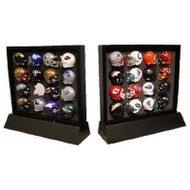 NFL Football 32 Team Helmet Match-Up Display Set