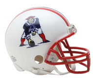 New England Patriots 1990-92 Riddell Mini Helmet