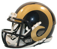 St. Louis / Los Angeles Rams 2000-2016 Revolution SPEED Mini Helmet