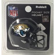 Jacksonville Jaguars Revolution Mini Pocket Pro Helmet