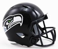 Seattle Seahawks Revolution Mini Pocket Pro Helmet