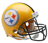 Pittsburgh Steelers Throwback 1962 Special 75th Anniversay Riddell Full Size Authentic Helmet