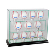 Deluxe Real Glass Eleven UPRIGHT Display Case