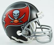 Tampa Bay Buccaneers Riddell Mini Helmet (New 2014 Logo)