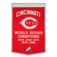 Cincinnati Reds Dynasty Banner