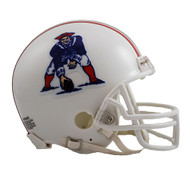 New England Patriots 1982-89 Riddell Mini Helmet