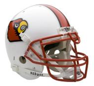 Louisville Cardinals Schutt Full Size Authentic Helmet