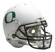 Oregon Ducks Schutt White Full Size Authentic Helmet