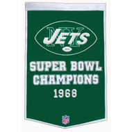 New York Jets Dynasty Banner