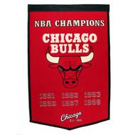 Chicago Bulls Dynasty Banner