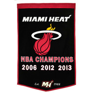 Miami Heat Dynasty Banner
