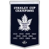 Toronto Maple Leafs Dynasty Banner