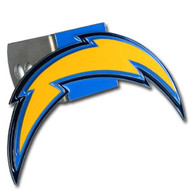 Los Angeles Chargers LARGE NFL TRUCK TRAILER HITCH COVER