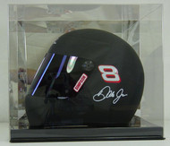 DELUXE FULL SIZE RACING HELMET DISPLAY CASE
