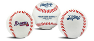 "Atlanta Braves Rawlings ""The Original"" Team Logo Baseball"