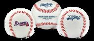 "Atlanta Braves Rawlings ""The Original"" Team Logo Baseball"