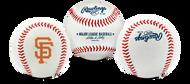 "San Francisco Giants Rawlings ""The Original"" Team Logo Baseball"