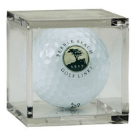 Golf Ball Cube by Ballqube