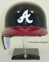 Atlanta Braves Navy/Red Home Rawlings Classic REC Full Size Baseball Batting Helmet