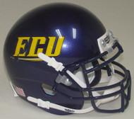 East Carolina Pirates Alternate 1 Schutt Mini Authentic Helmet