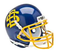 South Dakota State Jackrabbits Schutt Mini Authentic Helmet