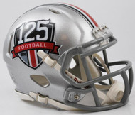 Ohio State Buckeyes 125th Anniversary Special Revolution SPEED Mini Helmet