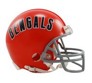 Cincinnati Bengals 1968-79 Riddell Mini Helmet
