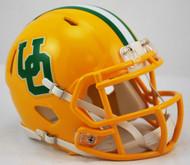 Oregon Ducks (Throwback) NCAA Riddell Speed Mini Helmet
